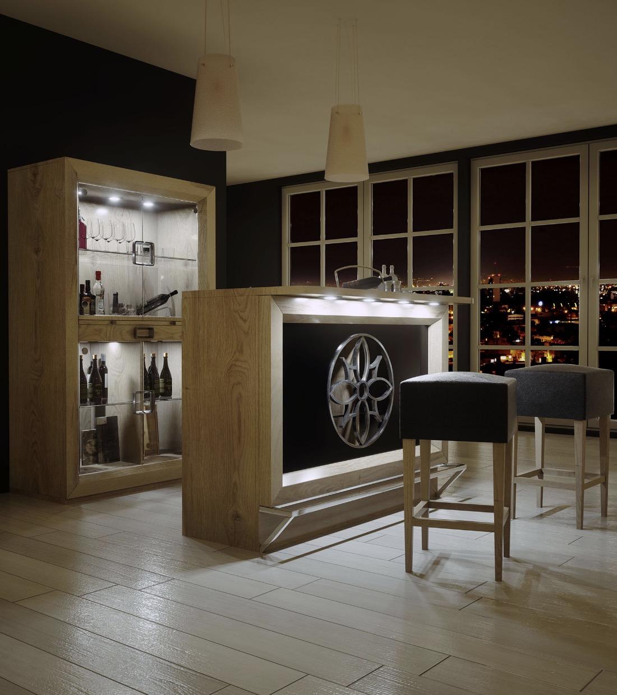 Consejos para tener el mueble bar perfecto 11 lunas - Mueble barra bar ...