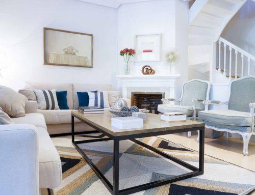 Proyecto interiorismo y decoración casa en Madrid