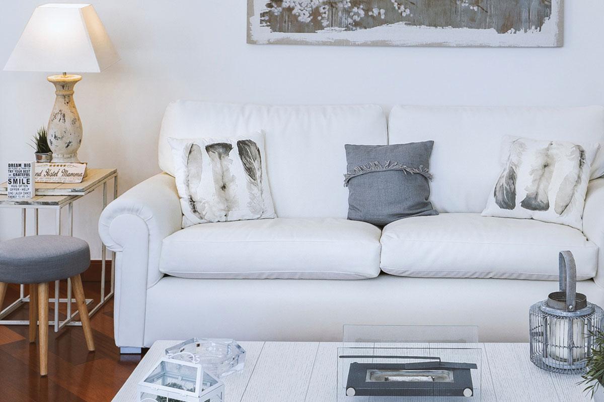 Home staging apartamento dormitorio