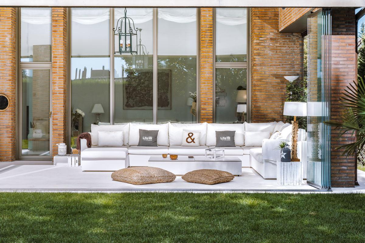 Estilo n rdico para una casa en madrid decoradores e - Urbanizacion la finca madrid ...