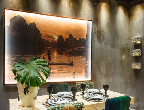 Tendencias en decoración: Proyecto 11 Lunas en Casa Decor