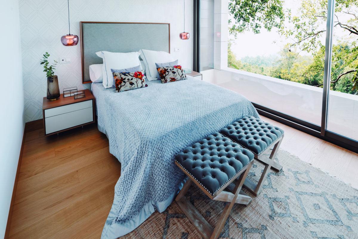 Decoración dormitorio matrimonio