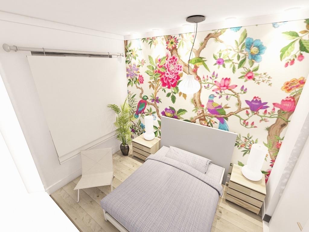 papel pintado mejorar la casa en tiempo de coronavirus